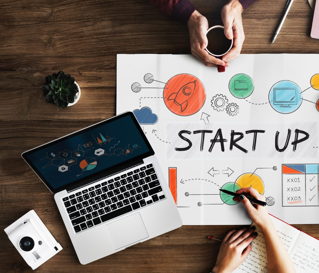 Créatif pour innover - startup